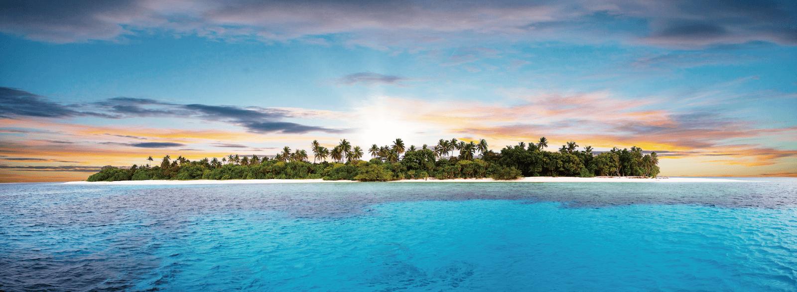 島のイメージ